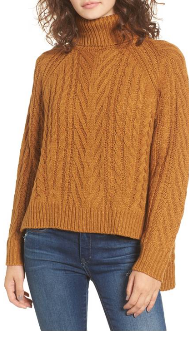 Dreamers by Debut Cable Knit