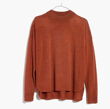 Madewell Boxy Pullover