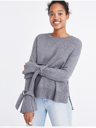 Madewell Cuff Pullover